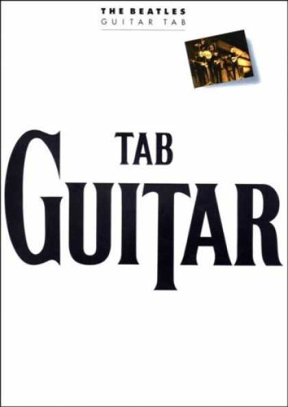 Beatles Books - The Beatles Guitar Tab