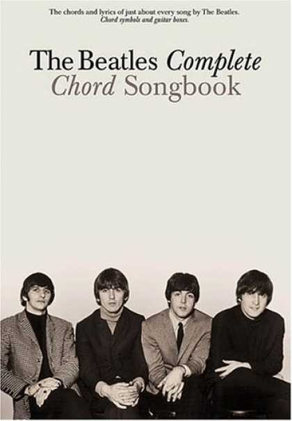 Beatles Books - The Beatles Complete Chord Songbook