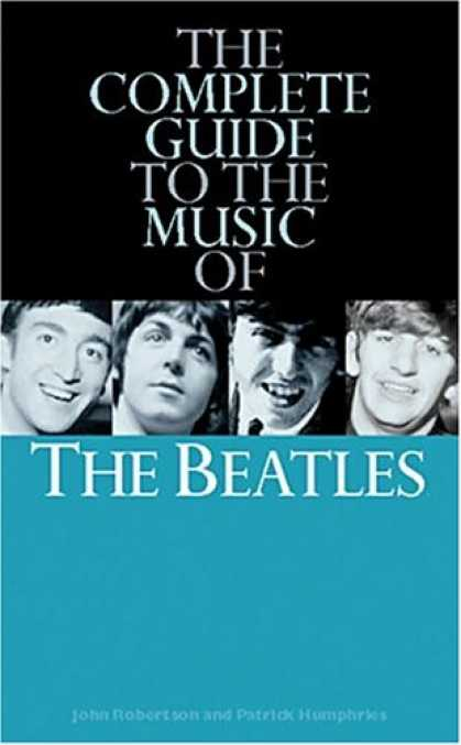 Beatles Books - Complete Guide to the Music of the Beatles (Complete Guide to the Music of...) (