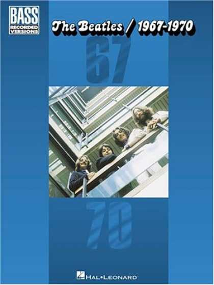 Beatles Books - The Beatles, 1967-1970 (Bass Recorded Versions)