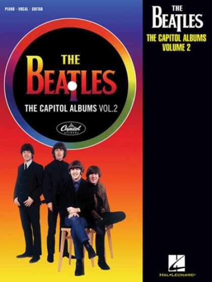 Beatles Books - The Beatles - The Capitol Albums, Volume 2