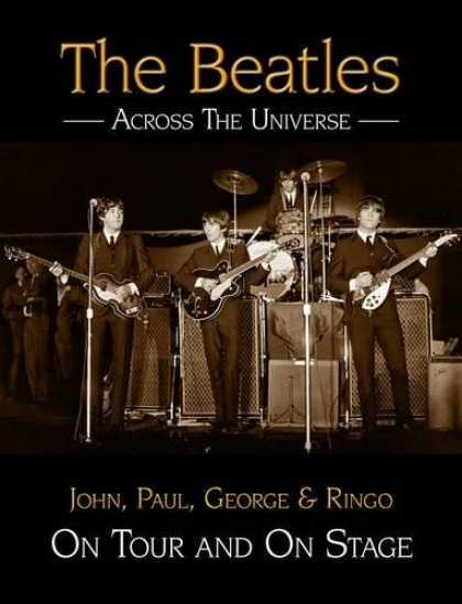 "Beatles Books - The ""Beatles"" - Across the Universe: John, Paul, George and Ringo on Tour and on"