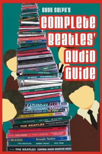 Beatles Books - The Complete Beatles' Audio Guide