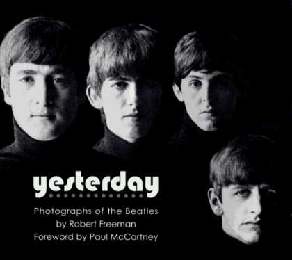 Beatles Books - Yesterday: Photographs of the Beatles