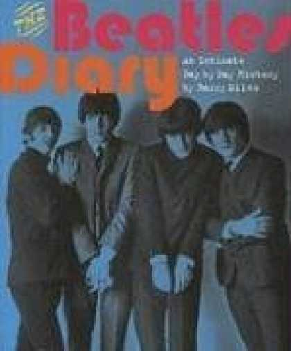 Beatles Books - The Beatles Diary: An Intimate Day by Day History