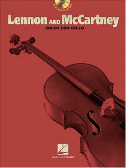 Beatles Books - Lennon and McCartney Solos: for Cello