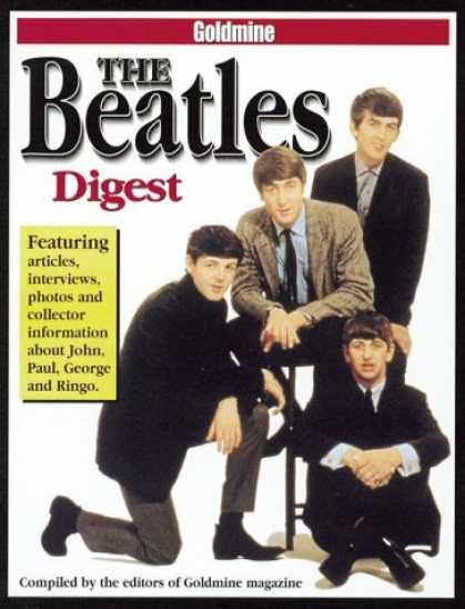 Beatles Books - Goldmine the Beatles Digest
