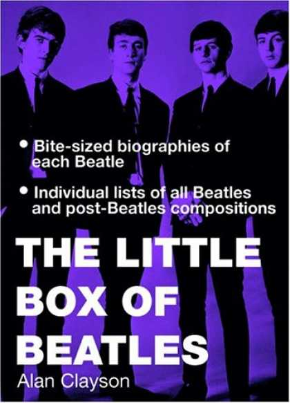 Beatles Books - The Little Box of Beatles