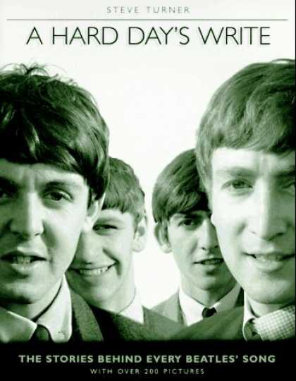 Beatles Books - A Hard Day's Write: The Stories Behind Every Beatles Song