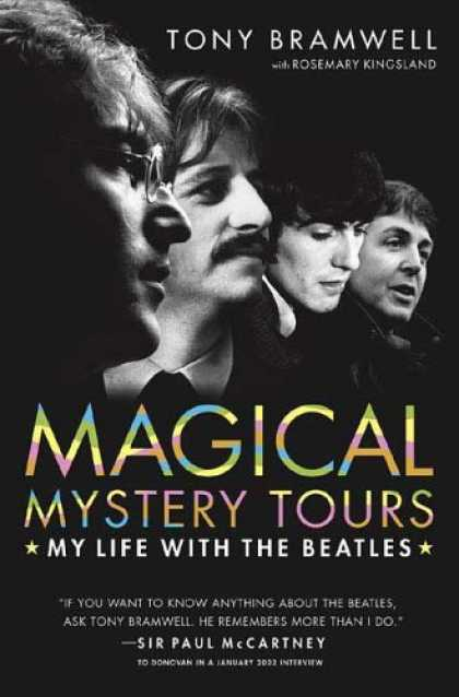 Beatles Books - Magical Mystery Tours: My Life with the Beatles