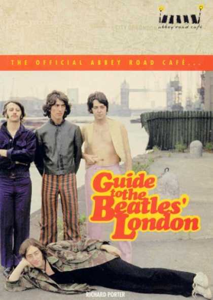 Beatles Books - The Official Abbey Road Cafe Guide to the Beatles London