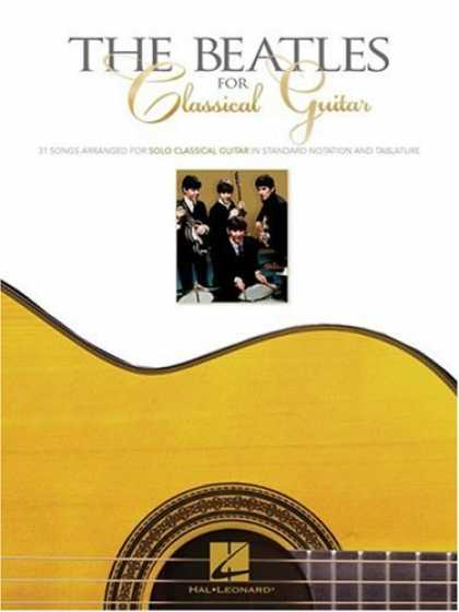 Beatles Books - The Beatles for Classical Guitar