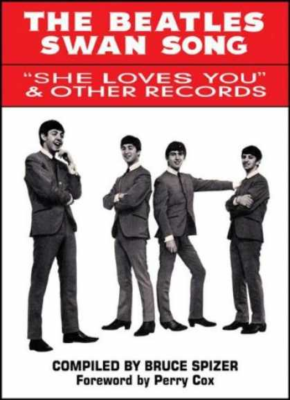 "Beatles Books - The Beatles Swan Song: ""She Loves You"" & Other Records"
