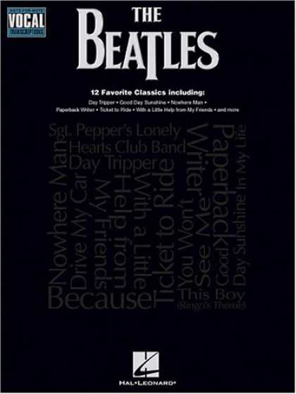 Beatles Books - The Beatles: Note-for-Note Vocal Transcriptions