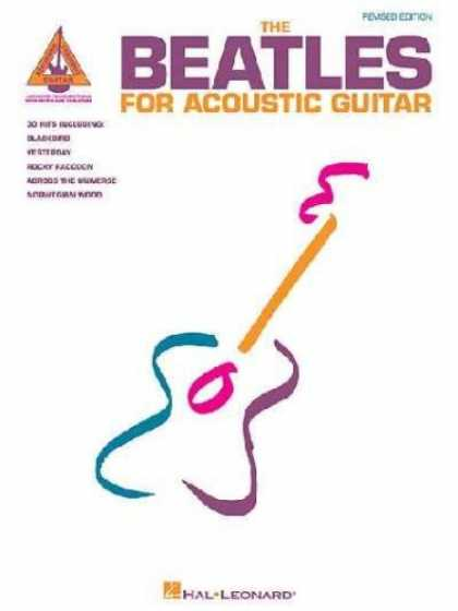 Beatles Books - The Beatles for Acoustic Guitar