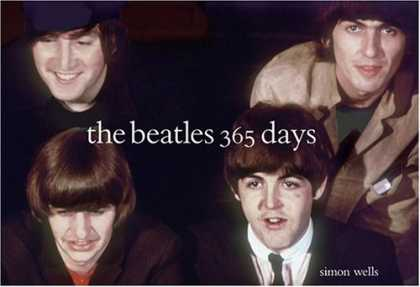 Beatles Books - The Beatles: 365 Days