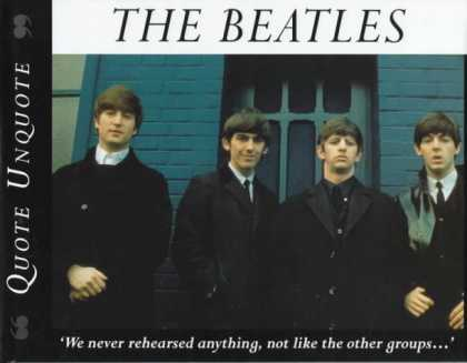 Beatles Books - The Beatles (Quote/Unquote)