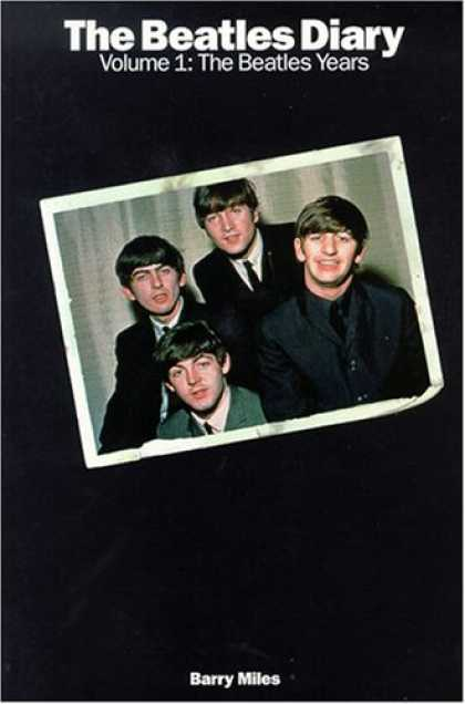 Beatles Books - The Beatles Diary Slipcase