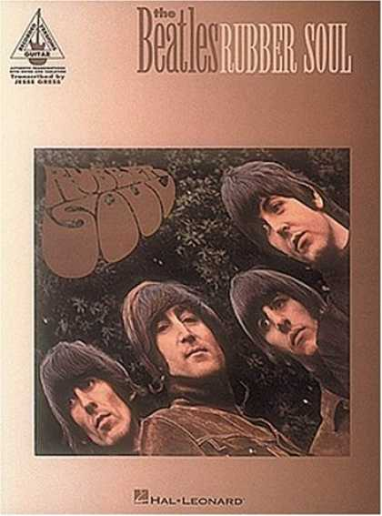 Beatles Books - The Beatles - Rubber Soul