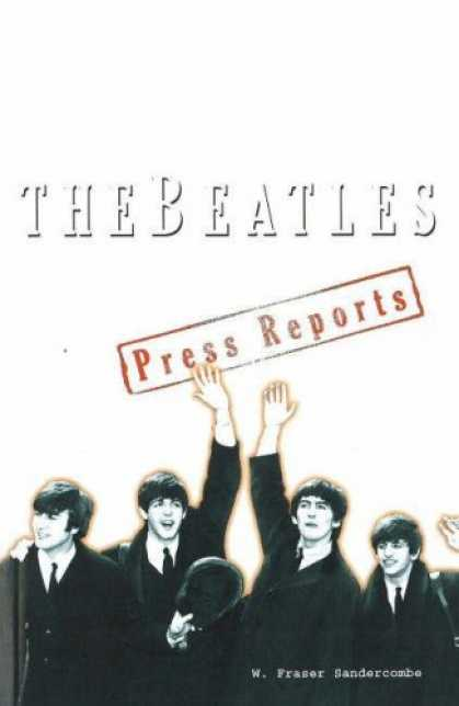 Beatles Books - The Beatles: Press Reports