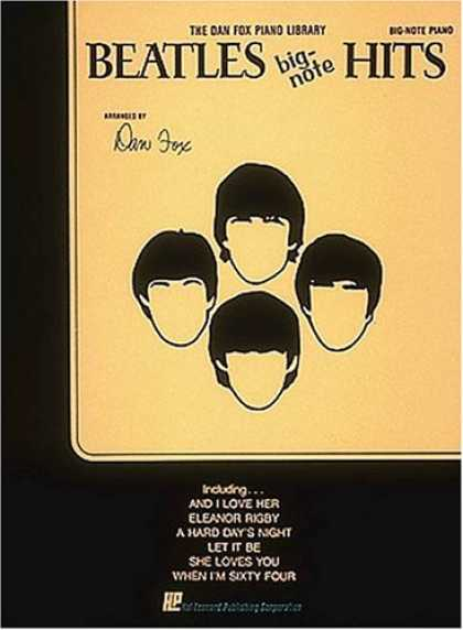 Beatles Books - Beatles Big Note Hits
