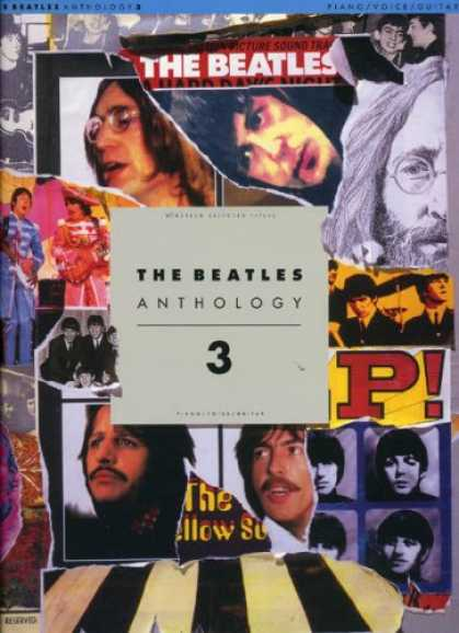 Beatles Books - Beatles Anthology: No 3