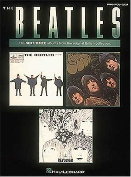 Beatles Books - The Beatles - The Next Three Albums
