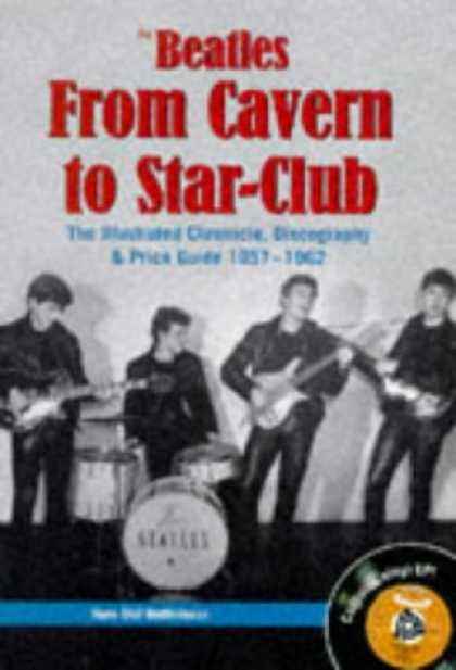 "Beatles Books - ""Beatles"" from Cavern to Star-Club"