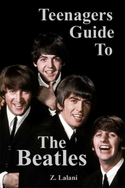 Beatles Books - Teenagers Guide To The Beatles
