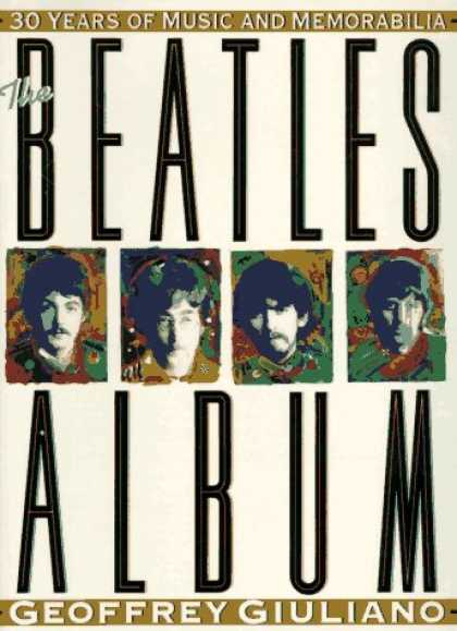 Beatles Books - The Beatles Album: 30 Years of Music and Memorabilia