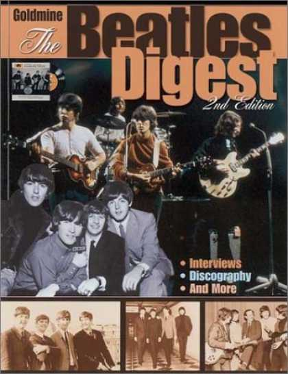 Beatles Books - The Beatles Digest (2nd Edition)