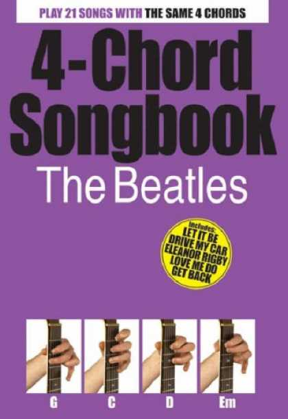 "Beatles Books - The "" Beatles "" 4-chord Songbook (4 Chord Songbook)"