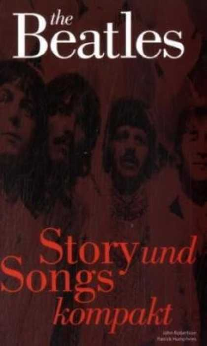 Beatles Books - The Beatles. Story & Songs Kompakt