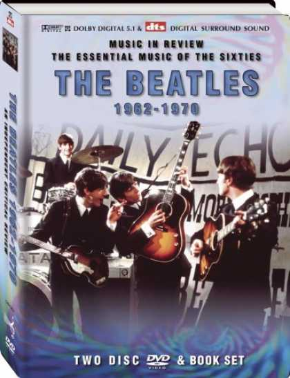 "Beatles Books - The ""Beatles"" 1962-1970 (Music in Review)"