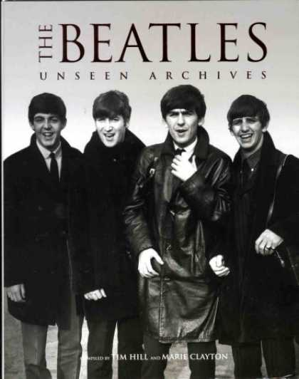 Beatles Books - Beatles (Mini Unseen Archives)