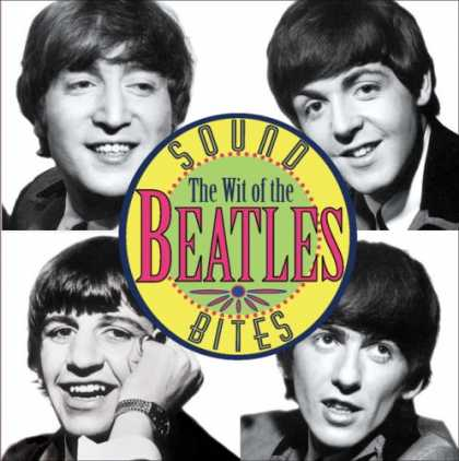 Beatles Books - Sound Bites: The Wit of the Beatles