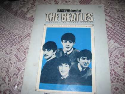 Beatles Books - Bastien's best of The Beatles