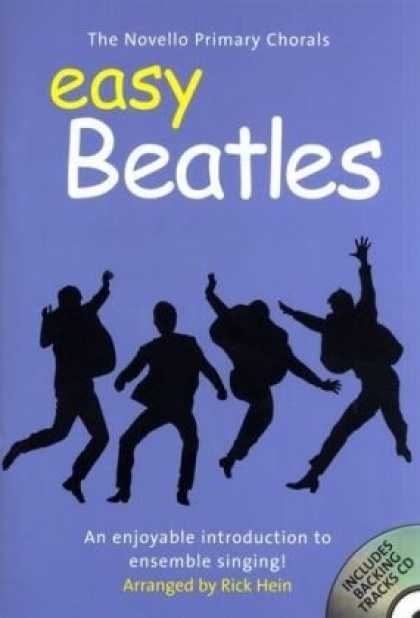 Beatles Books - Novello Primary Chorals:Easy Beatles