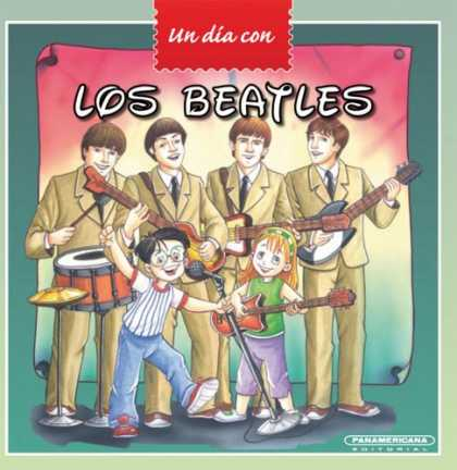 Beatles Books - Los Beatles (Spanish Edition)