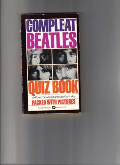 Beatles Books - The Compleat Beatles Quiz Book