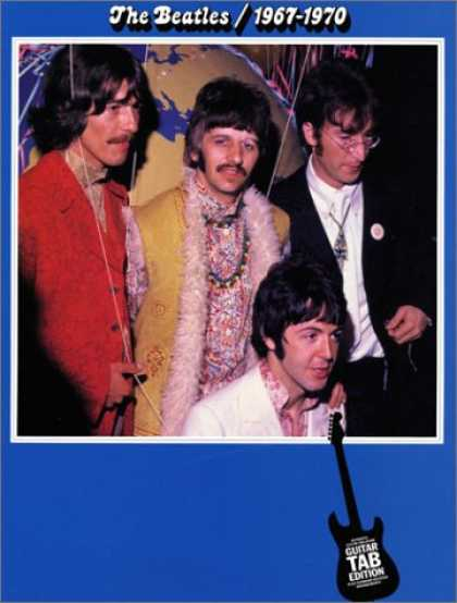 Beatles Books - Beatles 1967 1970