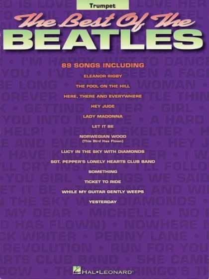 Beatles Books - Best of the Beatles: Trumpet