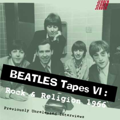 Beatles Books - Beatles Tapes 6: Rock & Religion 1966