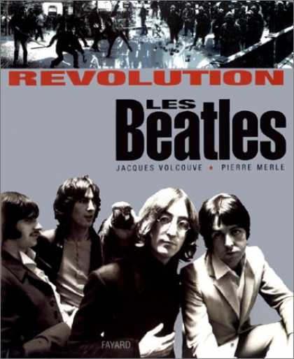 Beatles Books - Révolution, les Beatles