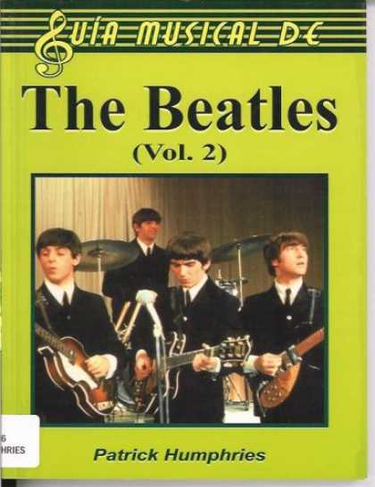 Beatles Books - The Beatles/ The Complete Guide to the Music of The Beatles (Guia Musical De/ Mu