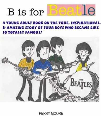 Beatles Books - B is for Beatle