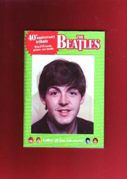 Beatles Books - The Beatles: 40th Anniversary Tribute (Globe Special Digests)