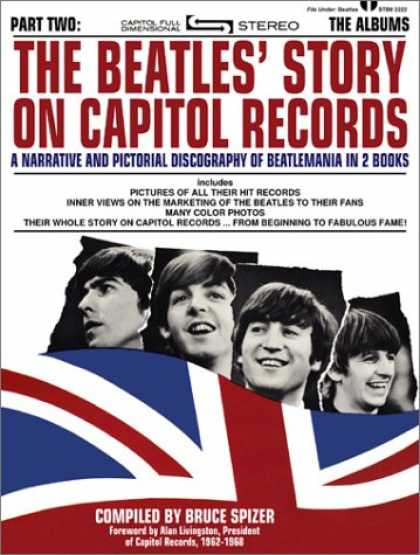 Beatles Books - The Beatles Story on Capitol Records, Part Two: The Albums