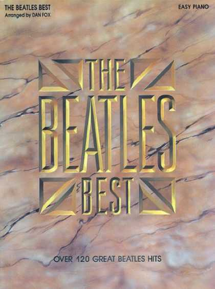Beatles Books - The Beatles Best: Easy Piano