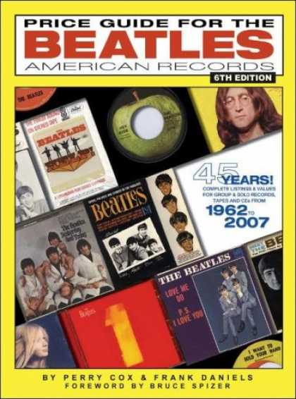 Beatles Books - Price Guide for the Beatles American Records
